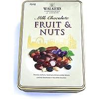 Walkers Chocolate con leche Frutas y nueces Lata
