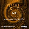 Tot. (Der dunkle Turm 3) Audiobook by Stephen King Narrated by Vittorio Alfieri