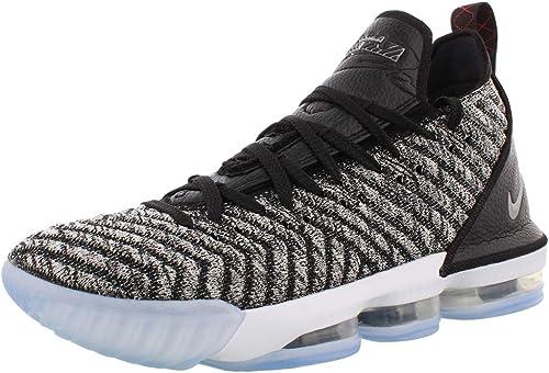 Helecho Sierra Húmedo  Nike Lebron 16 - Zapatillas de baloncesto para hombre, color  negro/blanco/gris, 8,5 M US: Amazon.com.mx: Ropa, Zapatos y Accesorios
