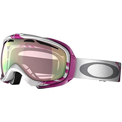 939902a793 Oakley YSC Breast Cancer Edition Elevate Snow Goggles (White Frame VR50  Pink Iridium Lens