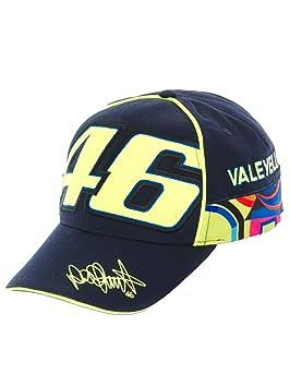 VR46 Hombre Valentino Rossi Cap Multicolor Tapa, Azul, One size: Valentino Rossi: Amazon.es: Deportes y aire libre