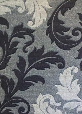 Moquette King Moderne Zone Tapis Motif Floral Contemporain ...