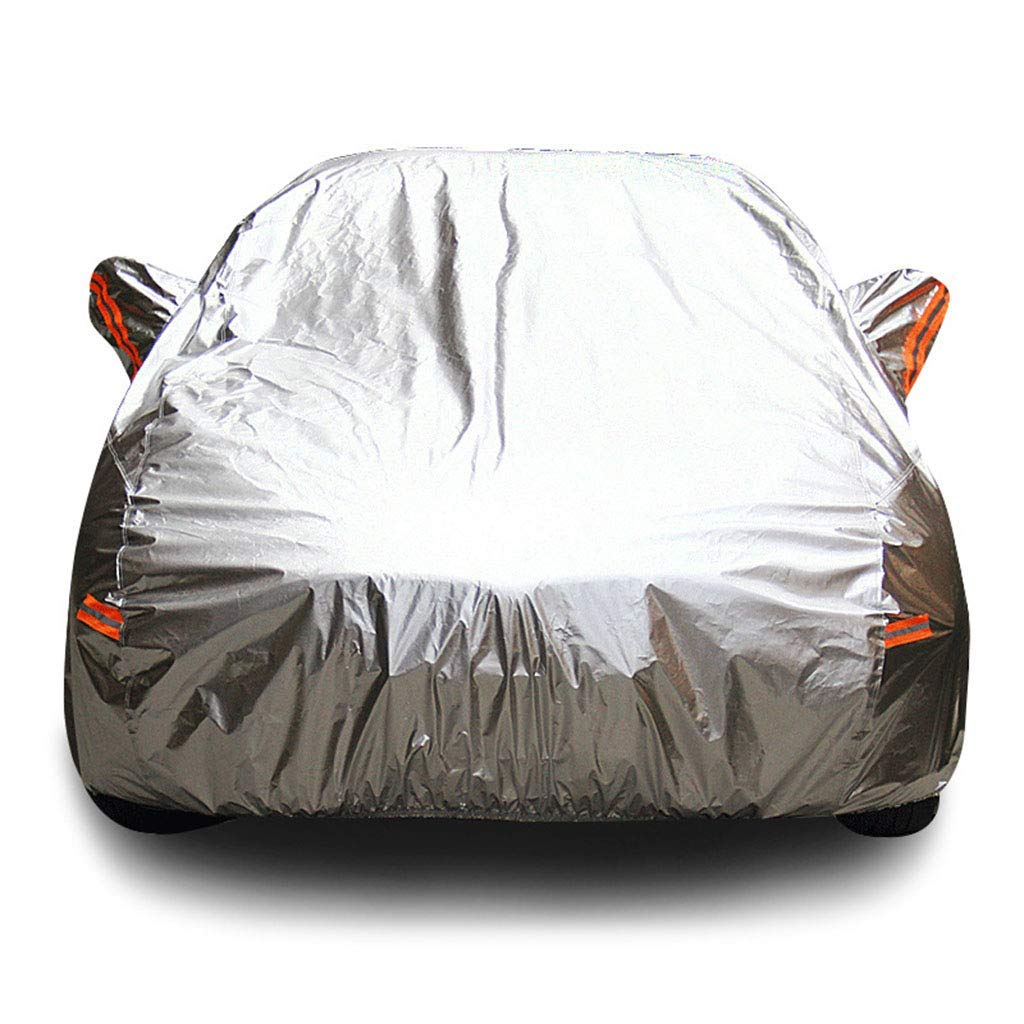 Jsmhh Compatible with Mazda Car Cover Full Car Cover Waterproof Anti-UV for Car,CX3 (Size : ATENZA) by Jsmhh