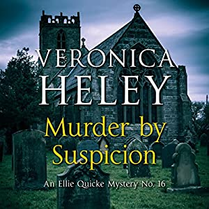 Murder by Suspicion Audiobook