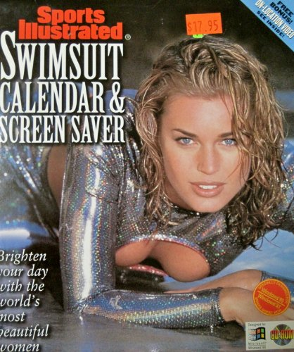 Screensaver Calendar - Collectible Sports Illustrated Swimsuit Calendar & Screen Saver (1996)