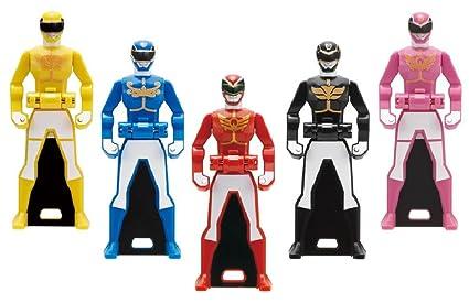 Gokaiger Ranger Key Set 08