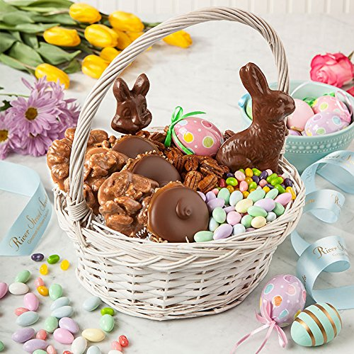 Easter Basket -Medium by River Street Sweets