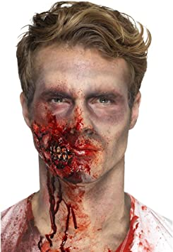 herida abierta no sangrante