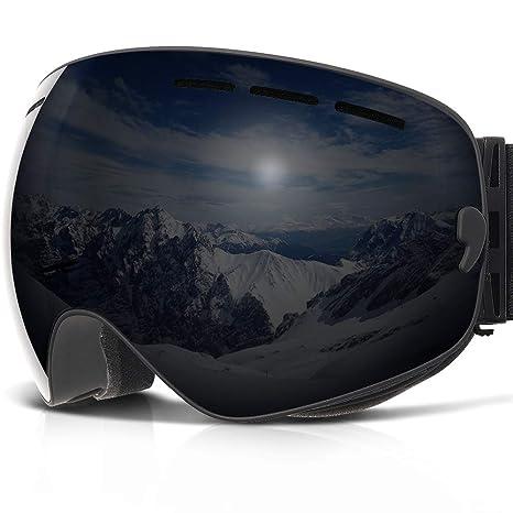 f68f8d13fe3 COPOZZ Ski Goggles