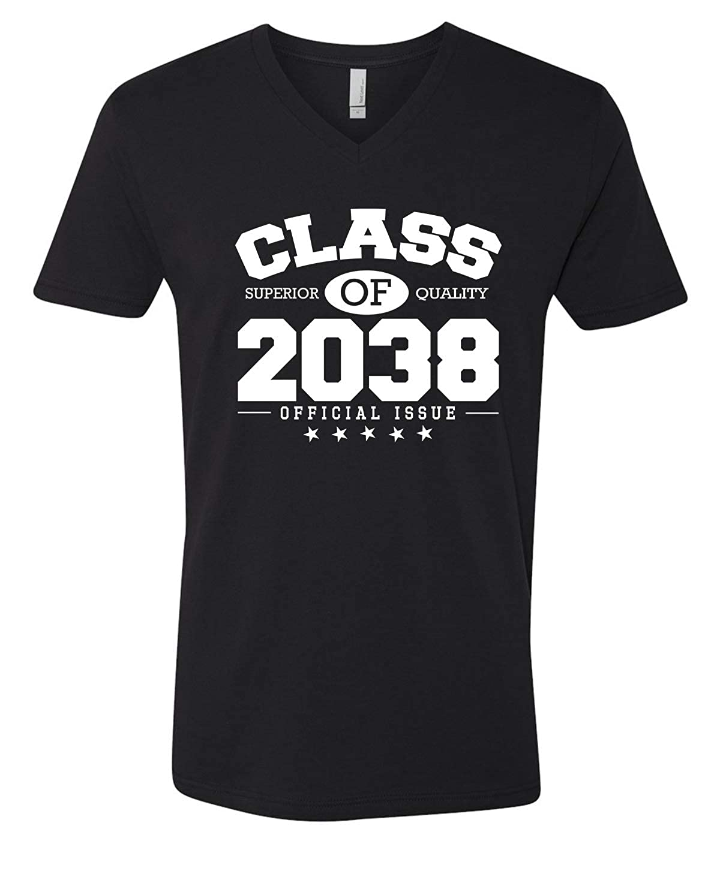 Tenacitee Mens Class 2038 T-Shirt