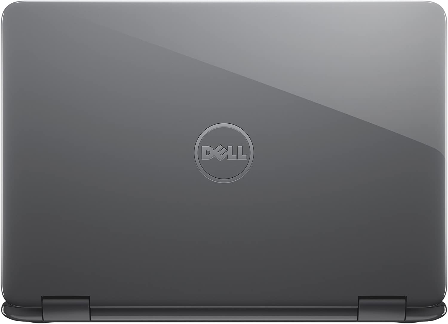 "Dell i3168-3272GRY 11.6"" HD 2-in-1 Laptop (Intel Pentium, 4GB, 500 GB HDD, Windows 10) - Gray"