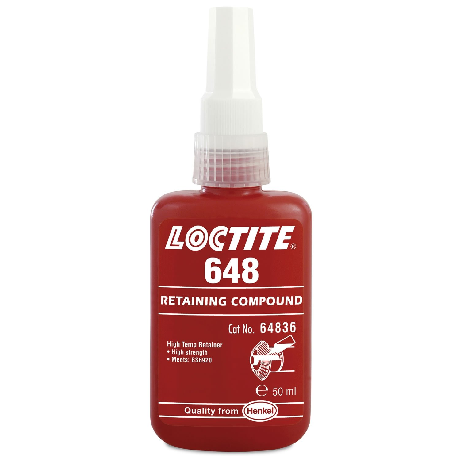 648 Retaining Finally popular brand Compound 50 mL Bottle Spring new work one after another Green