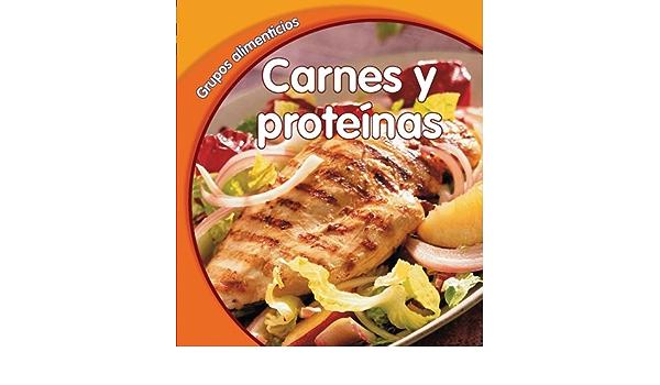 Carnes y Proteinas=Meat and Protein Grupos alimenticios ...