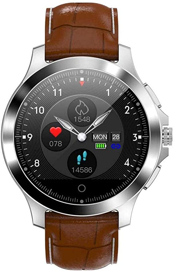 ZNSBH Smartwatch,Reloj Inteligente Impermeable Bluetooth ...