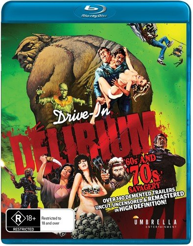 i Def Hysteria - 60s & 70s Savagery [Blu-ray] ()