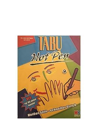Desconocido Tabu Hot Pen [Importado de Alemania]: Amazon.es ...