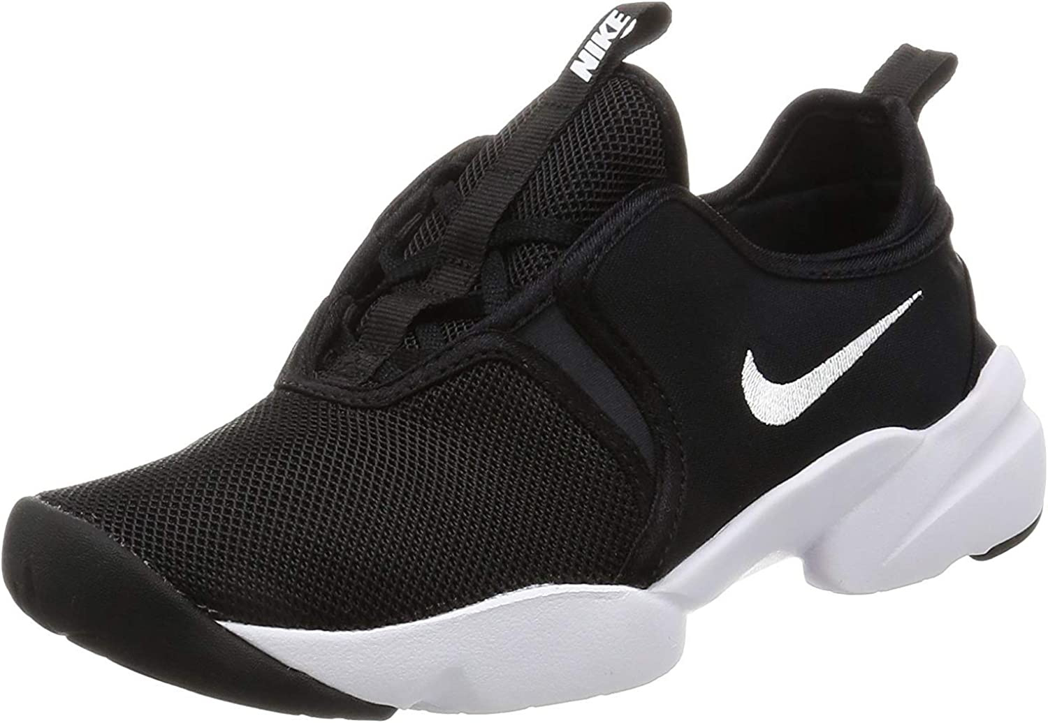 : Nike Womens Loden Low Top Lace Up Running