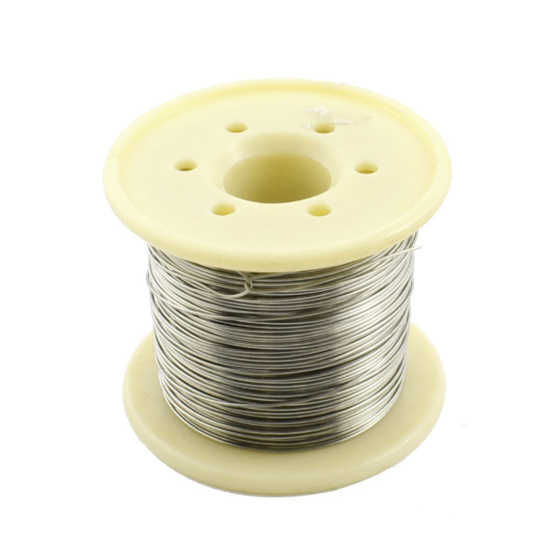 uxcell 50Ft Long 0.6mm AWG23 Nichrome Resistance Heating Coils Resistor Wire