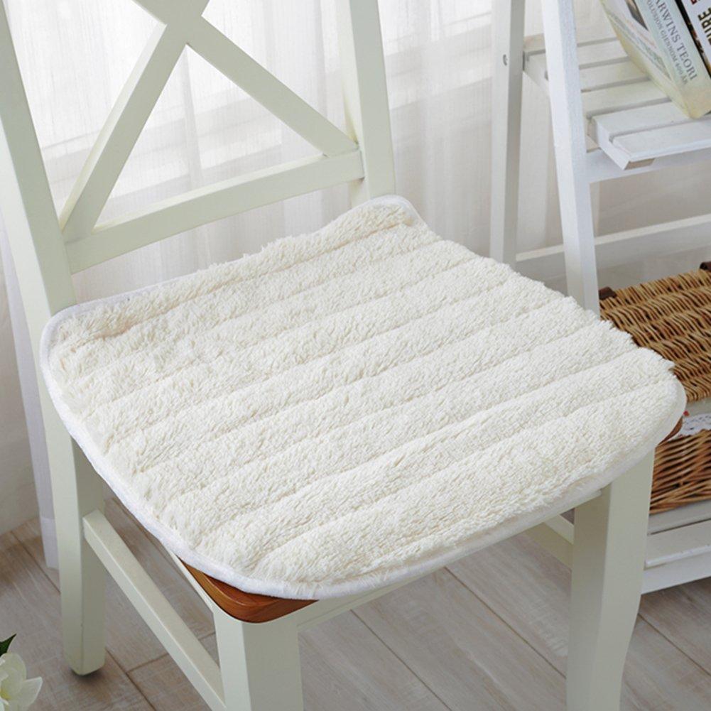 ccyyjjのクッション椅子のピュアカラーの冬、Plushテーブル滑り止めの減価償却の椅子マットオフィスチェアクッションクッションchair-the 70 x 70 cm 28 x 28 cm 40x40cm(16x16inch) 1966 B07CJS5C5F 40x40cm(16x16inch)|I I 40x40cm(16x16inch)