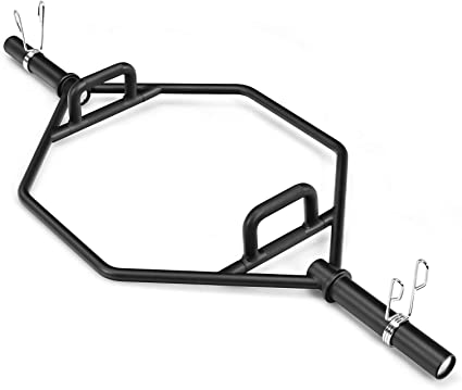 Olympic Hex Weight Lifting Trap Bar