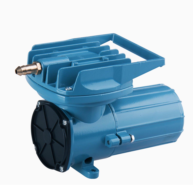 Youngshop Acquario Pompa Aria, DC 12 V Air Pompa aeratore, Acquacoltura Ossigeno Pompa per Pesce Serbatoio Acquario Stagno