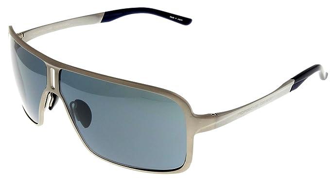 Amazon.com: Porsche Design anteojos de sol Titanio Mens ...