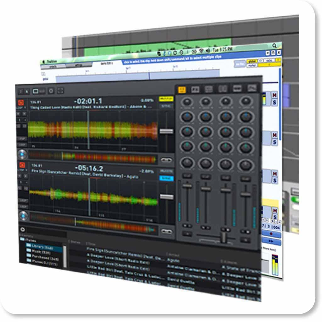 mic mixer software