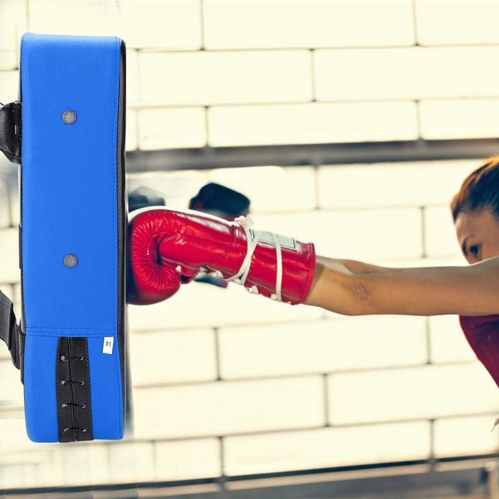 Solomi Kicking Pad Boxing Muay Thai Martial Art Training Kicking Shield,Pu Leather Hand Feet Strike Pads