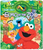 Sesame Street: Elmo at the Zoo (Open Door Book)