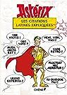 Astérix : Les citations latines expliquées par Molin
