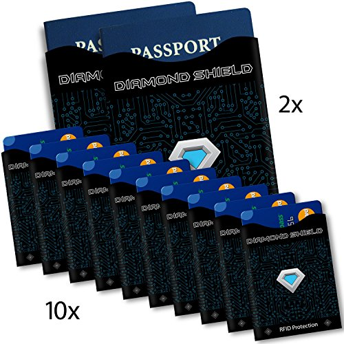 Protective Sleeves Passports Credit Cards product image
