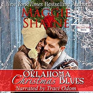 Oklahoma Christmas Blues, Book 1 of the McIntyre Men Series Audiobook