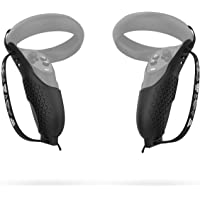 AMVR Touch Controller Grip Cover for Oculus Quest or Rift S Anti-Throw Handle Protective Sleeve