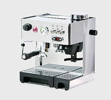 Máquina del Caffe la Pavoni Domus Bar levetta PID dmbpid