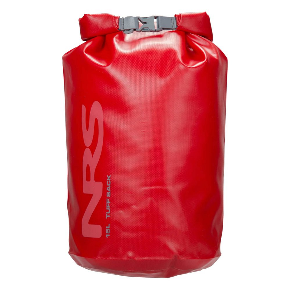 NRS Tuff Sack Dry Bag B01KYXT6KC 15 Liters|レッド レッド 15 Liters