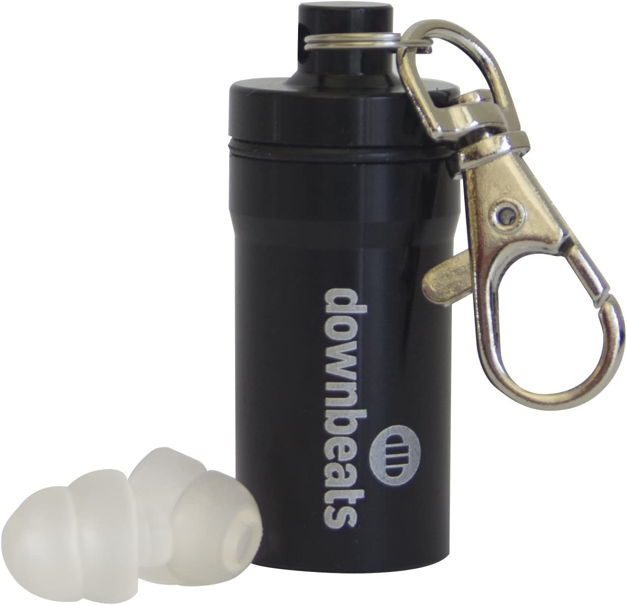 DownBeats Reusable High Fidelity Hearing Protection: Ear Plugs for Concerts, Music, and Musicians