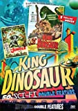 50s Sci-Fi Double Feature: The Jungle/King Dinosaur