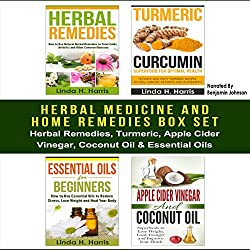 Herbal Medicine and Home Remedies Box Set