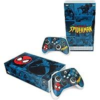 Skin Adesivo para Xbox Series S - Homem-Aranha Spider-Man Comics