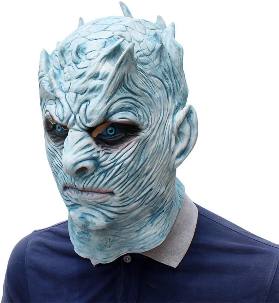 HTTX-GX Máscara de Halloween, máscara de Rey de la Noche del Juego ...