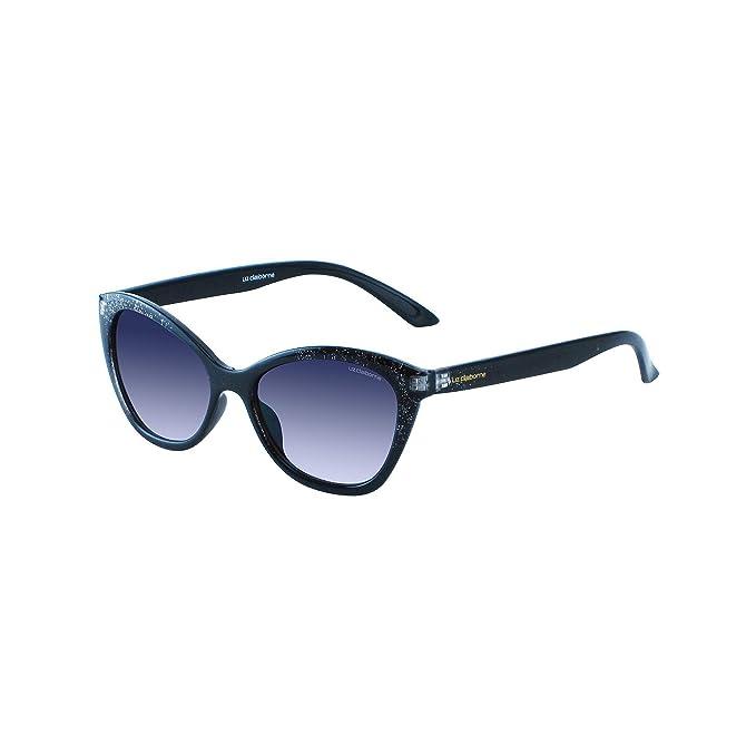 Amazon.com: Liz Claiborne Bridgette - Gafas de sol con ojo ...