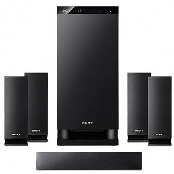 sound system sony. sony htas5 5.1 channel satellite speaker surround sound system i