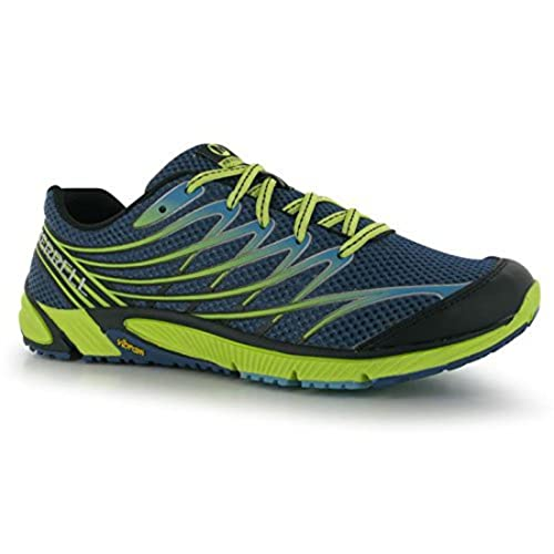 Merrell - Zapatillas de running para hombre, color Dorado, talla 11 UK: Amazon.es: Zapatos y complementos