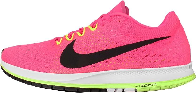 Nike Zoom Streak 6, Zapatillas de Running para Hombre, Rosa (Rosa (Pink Blast/Black-White-Electric Green), 44 EU: Amazon.es: Zapatos y complementos
