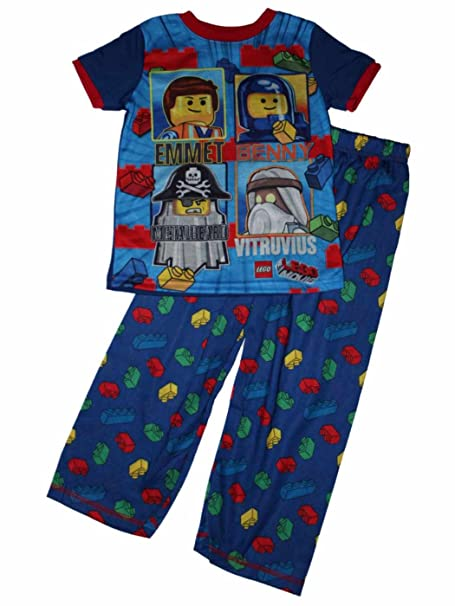 Lego The Lego Movie Boys Pajamas (8)