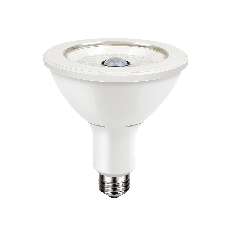 Sengled Smartsense LED Flood Light PAR38 with Motion Sensor, PAR38 Smart Security LED Light Bulb 3000K, Waterproof E26 Base for Outdoor Use