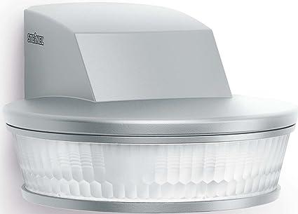 STEINEL sensIQ S KNX Sensor infrarrojo pasivo (PIR) Pared Acero Inoxidable - Sensor de