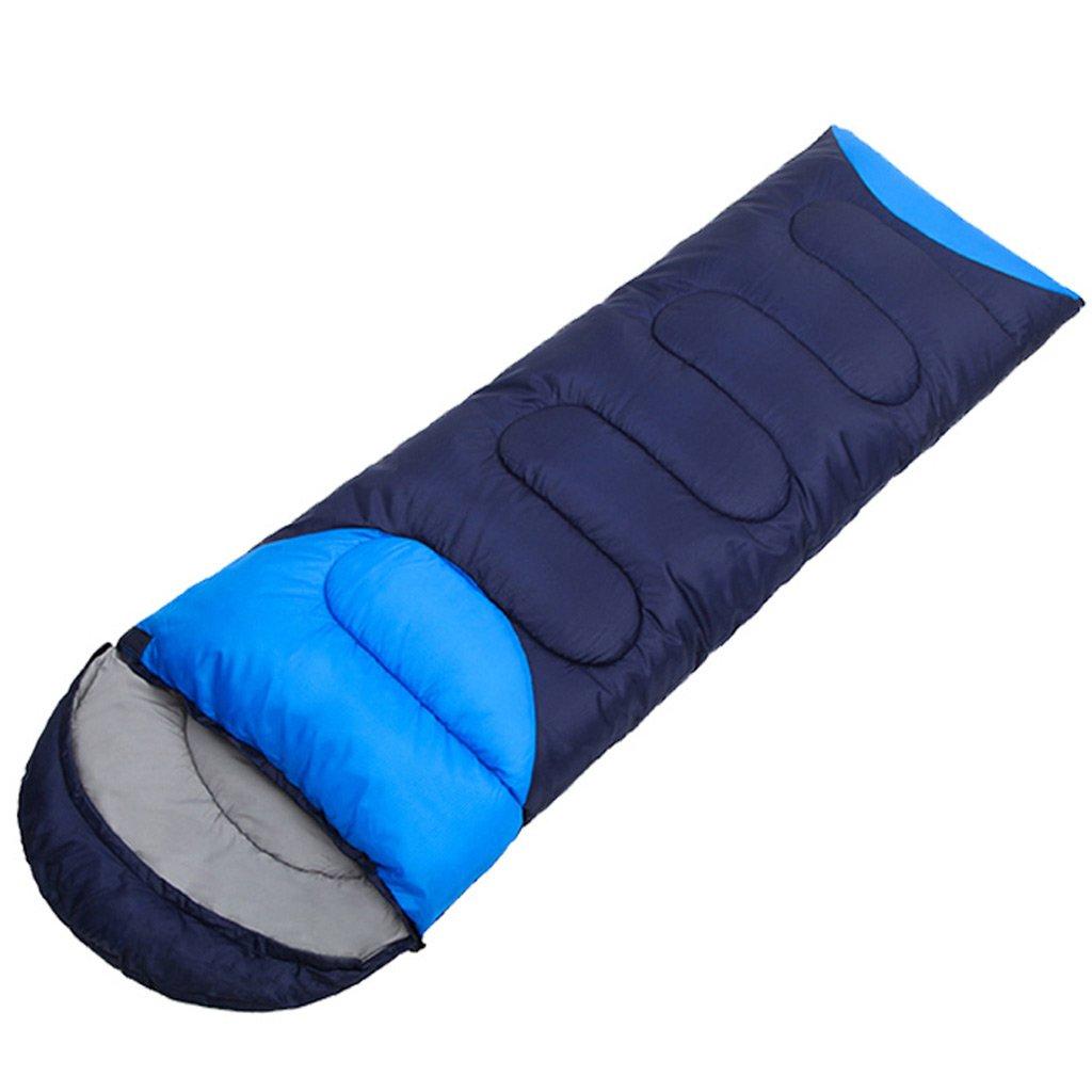 XY&CF Saco de Dormir de Cuatro Estaciones Saco de Saco Dormir de Camping al Aire Libre Saco de de Dormir Portátil 220  75 cm (Color : A) 009179
