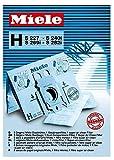 Genuine Miele Vacuum Cleaner Dust Bag Type H 2046318