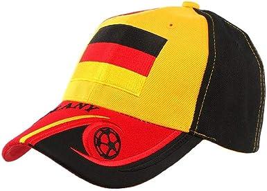País-Gorra de la selección de fútbol de Alemania para hombre y ...